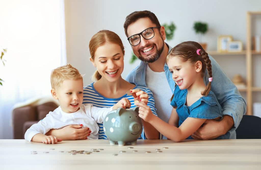 Geld sparen - Infrarotheizung